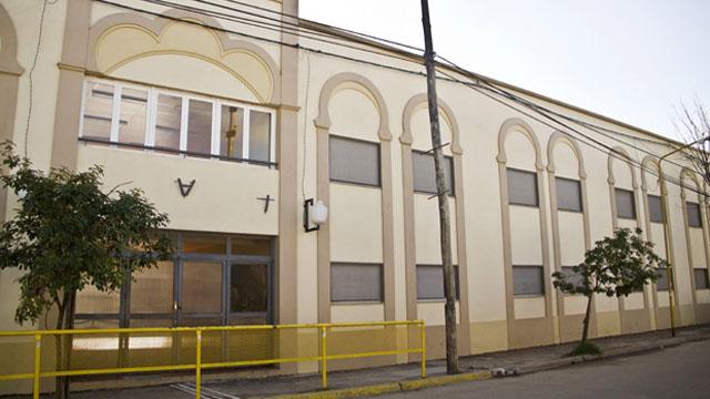 Sede social del Club Sirio Libanés de Gualeguaychú