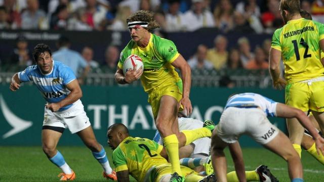 Mariscos Entretener plataforma  Los Pumas 7's cayeron en el debut del Seven de Hong Kong - Tercer Tiempo  Rugby