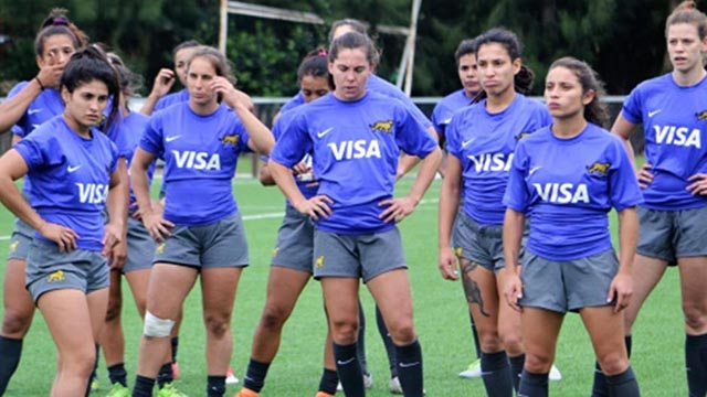 El seleccionado nacional femenino, rumbo al Valentín Martínez Nin - Tercer  Tiempo Rugby