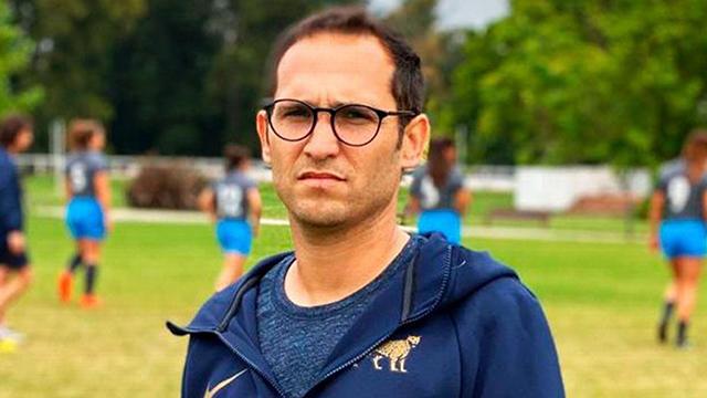 Resultado de imagen para DANIEL bongiorno dt rugby femenino